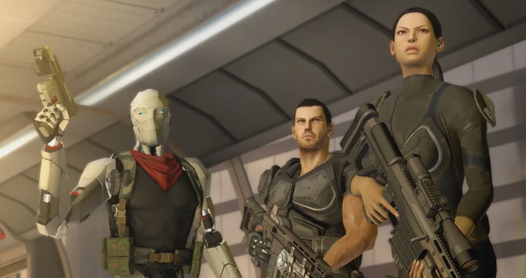 Yakuza Producer Would Love To Remaster Binary Domain For Modern Consoles