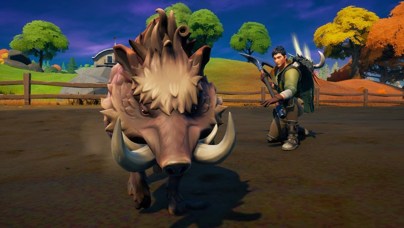 Fortnite: How To Tame Wild Creatures In Season 6