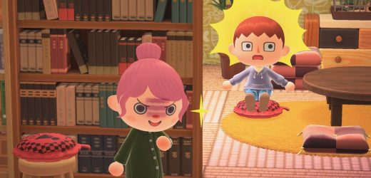 Farts are coming to Animal Crossing