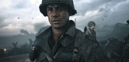 Rumor: Call of Duty 2021's Working Title Is WWII: Vanguard