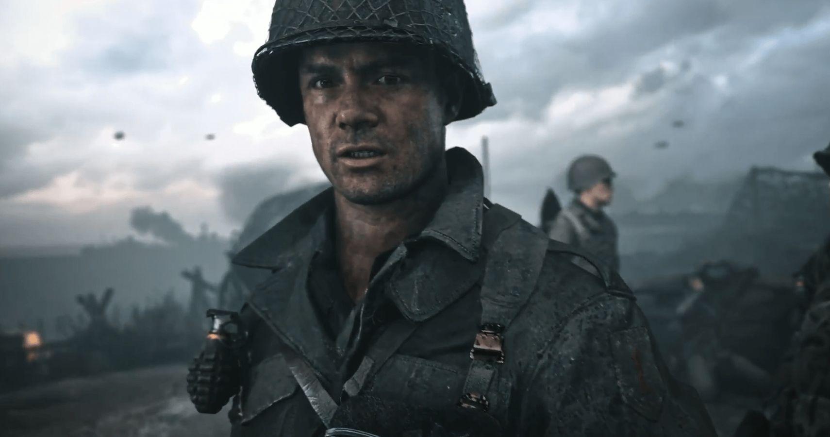 Rumor: Call of Duty 2021's Working Title Is WWII: Vanguard