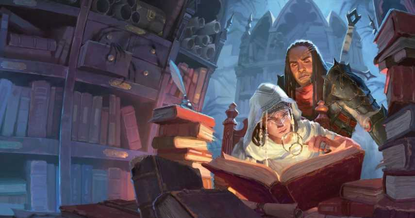 "Candlekeep Mysteries Author Accuses D&D Publisher Of Adding ""Colonialist Language"" To His Work"