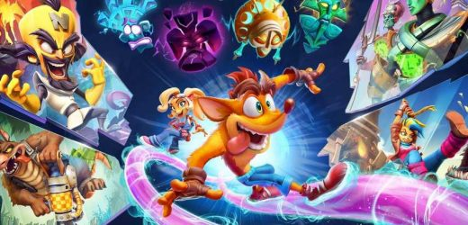 Your PC Will Crash (Bandicoot 4) On March 26