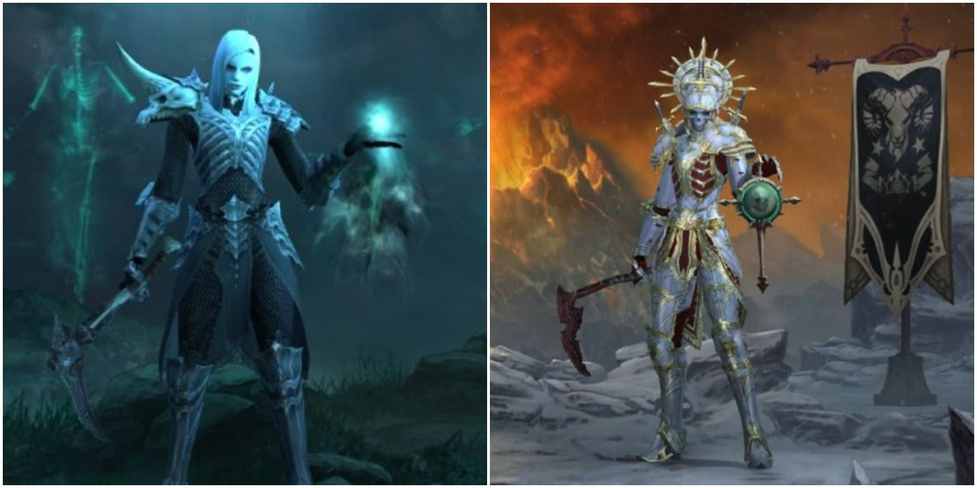 Diablo 3: The Best Necromancer Builds, Ranked