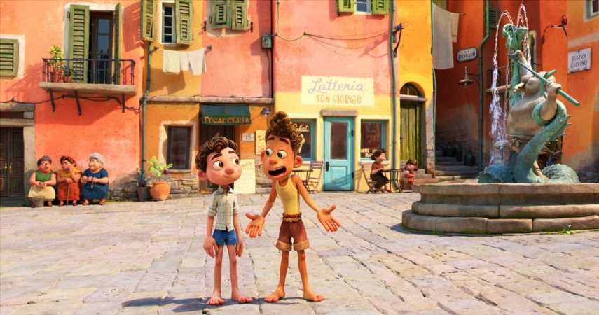 Pixar's Luca Will Now Be A Disney+ Exclusive At No Extra Fee