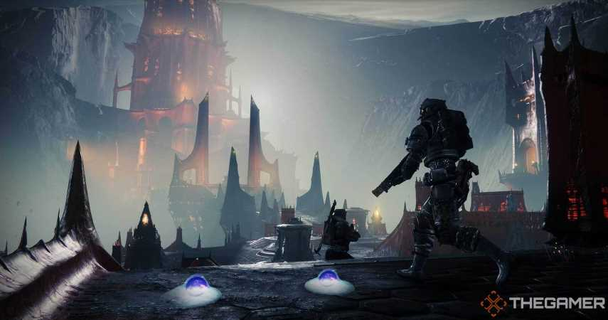 Don't Sleep On Destiny 2's New Elemental Well Mods