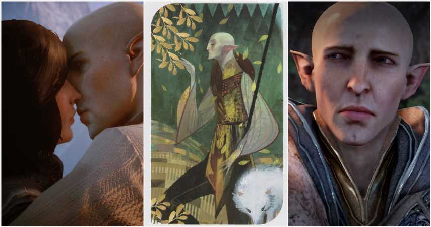Dragon Age Inquisition: How To Romance Solas