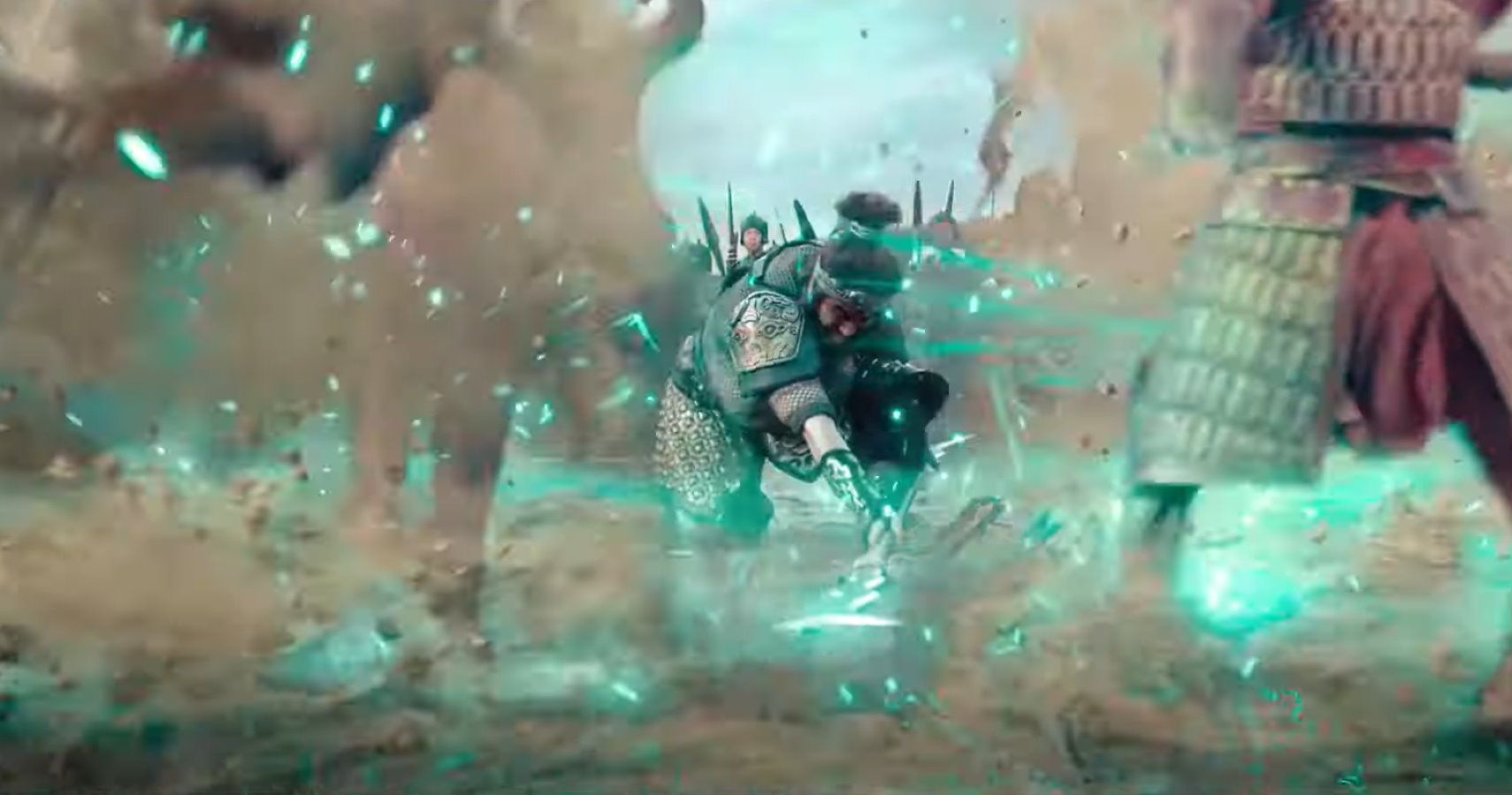 Dynasty Warriors' New Movie Trailer Is Even More Bonkers Than The Last One