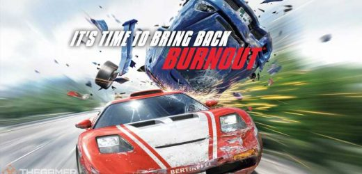 EA, It's Time To Bring Back The Burnout Series