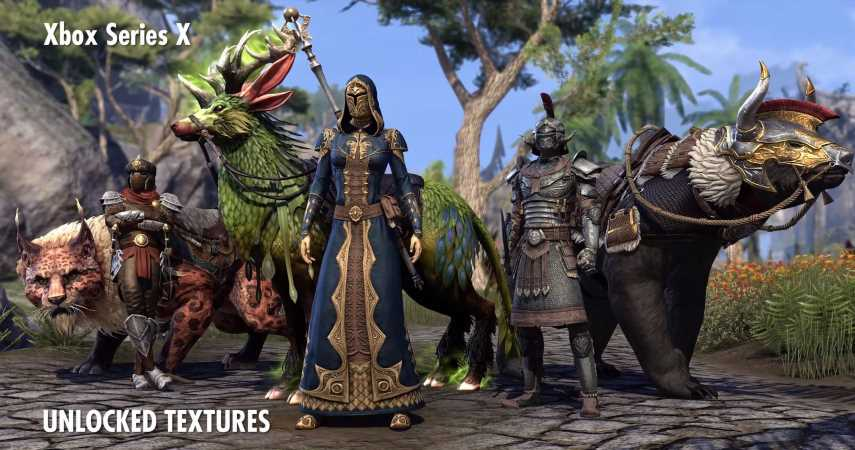 Elder Scrolls Online Next-Gen Update Releases On June 8