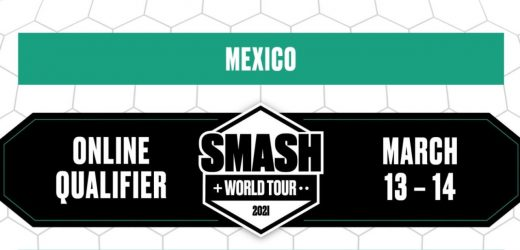 Here's the format of the Smash World Tour Ultimate online qualifiers