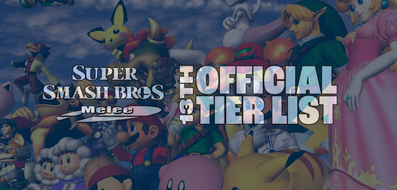 New Super Smash Bros. Melee tier list unveiled by PGstats