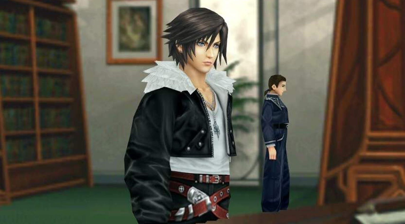 Final Fantasy 8 Remastered Now Available On iOS And Android