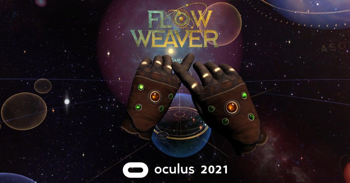 Flow Weaver Oculus Quest: Fantasy Puzzle Game Arrives Soon
