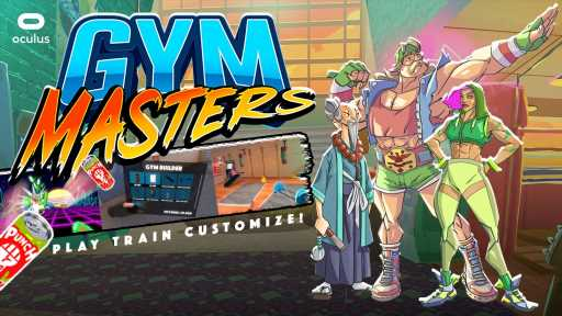 Gym Masters Turns VR Exercise Into A Story-Driven Game