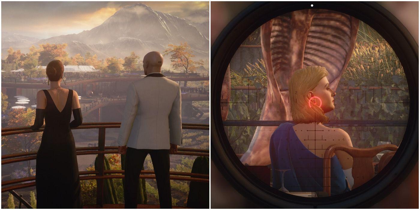 Hitman 3: How To Get Sniper Assassin In Mendoza