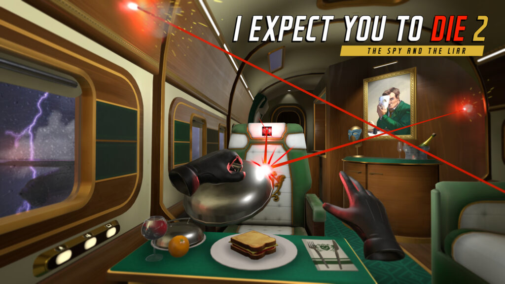 I Expect You To Die 2 Confirmed for PlayStation VR