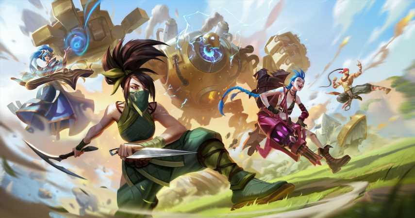League Of Legends: Wild Rift Open Beta Starts March 29