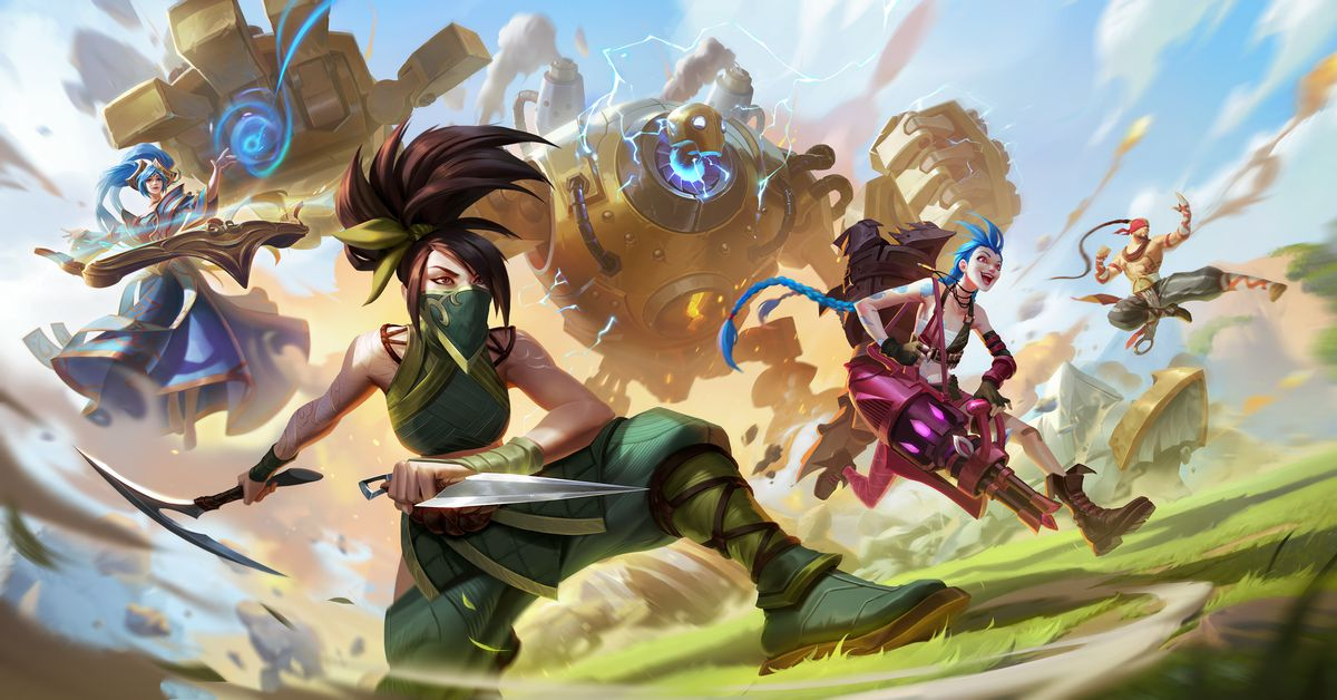 League of Legends: Wild Rift open beta comes to North America March 29