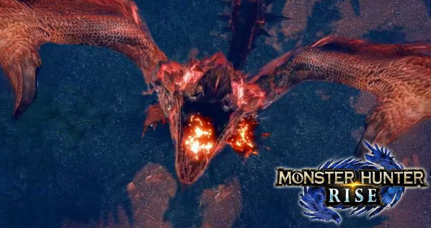Monster Hunter Rise's First Title Update Will Bring Apex Rathalos Into The Fray