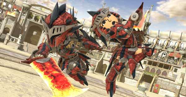 Sorry, Monster Hunter fans: Monster Hunter Mii Fighters are coming to Smash Bros.