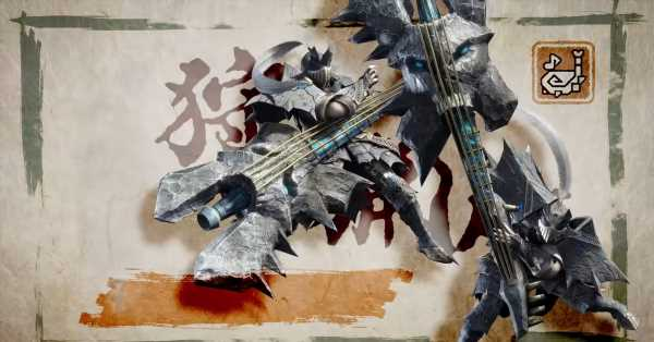 Monster Hunter's weirdest weapon finally gets its due in Rise