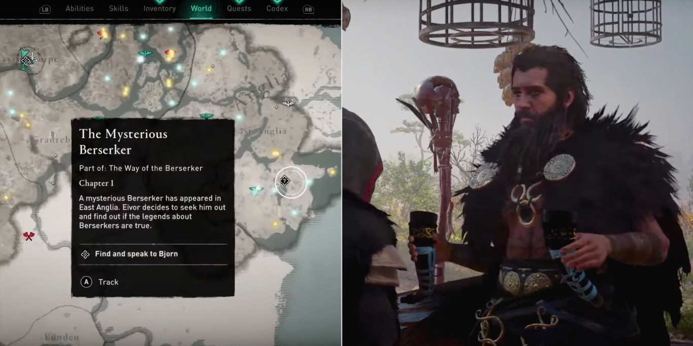 Assassin's Creed Valhalla: How To Defeat The Berserker