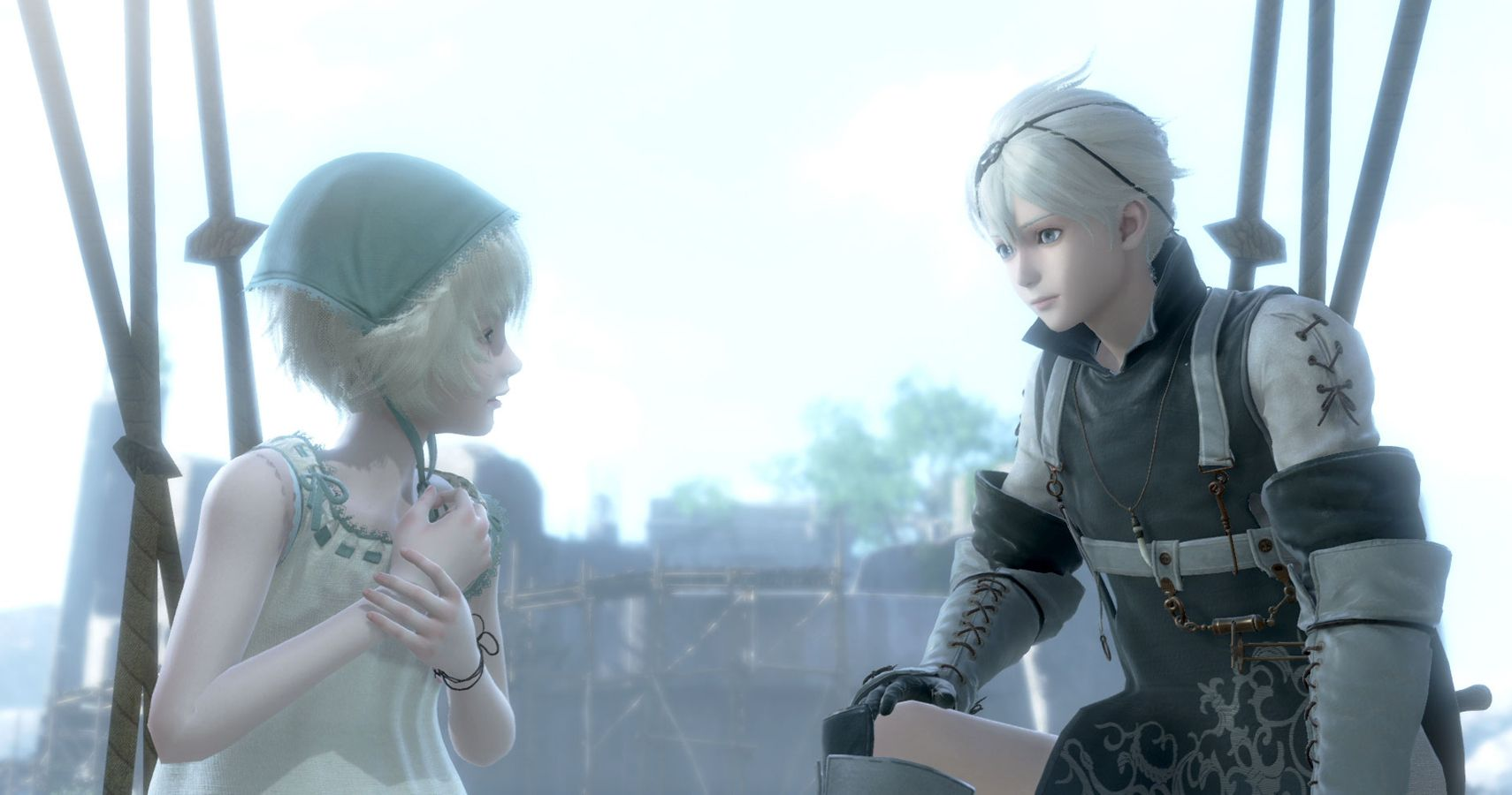 Nier Replicant Preview: The Execution Nier's Story Always Deserved