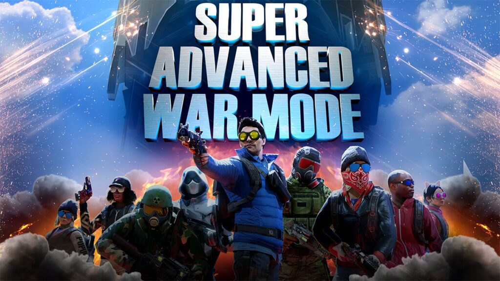Population: One's Super Advanced War Mode Begins 12th March