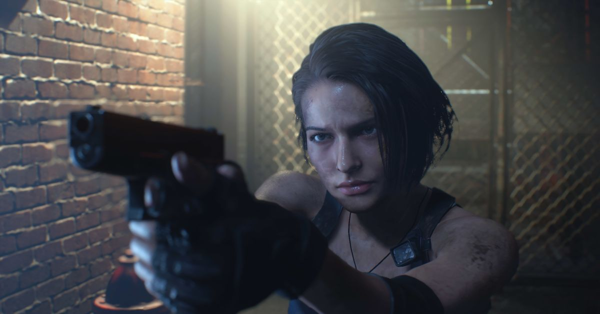 Resident Evil Re:Verse's open beta is coming in April