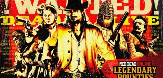 Red Dead Online Offering Free Treasure Map And 5,000 XP During Last Week Of Outlaw Pass 4