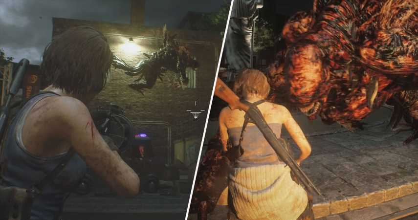 Resident Evil 3: How To Beat Nemesis At The Clocktower