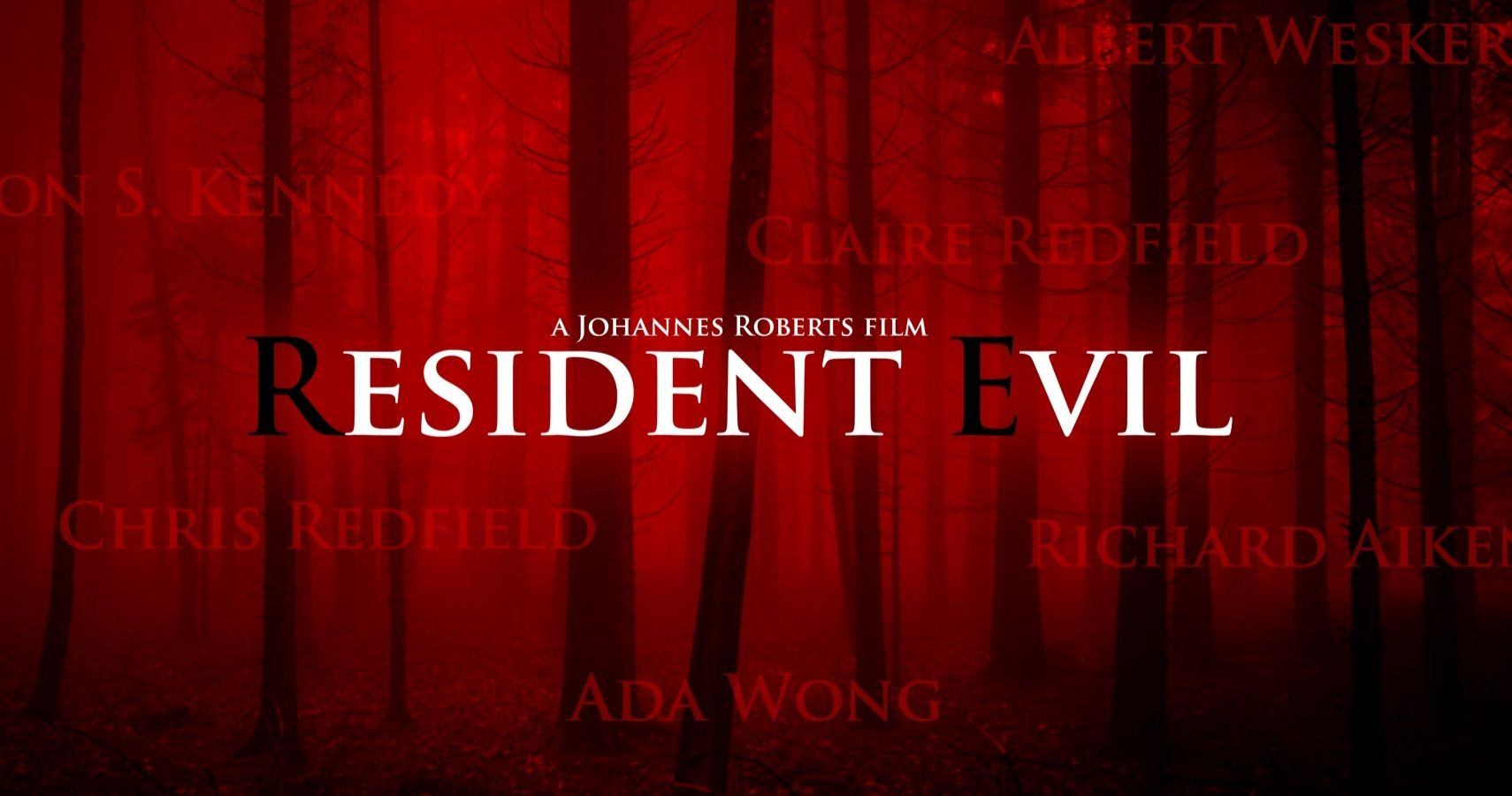 That Resident Evil Movie Poster Is Actually Fan Art