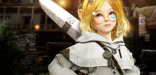 Black Desert Mobile Adding Shai Class On March 23, Pre-Creation Begins March 16