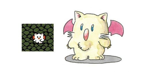Final Fantasy's Moogles Were Inspired By Koalas And Bats