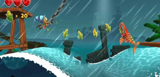 Save Your Corn In Newly Announced Side-Scrolling Platformer Stitchy In Tooki Trouble