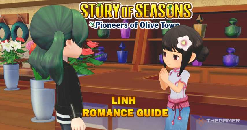 Story Of Seasons: Pioneers Of Olive Town – Linh Romance Guide