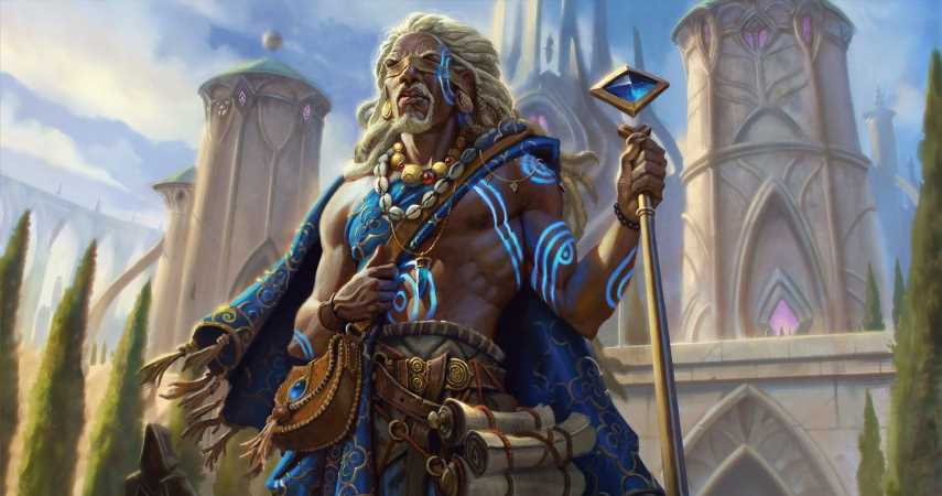 Beautiful Alternate Artwork Previewed For Upcoming Strixhaven Magic Expansion