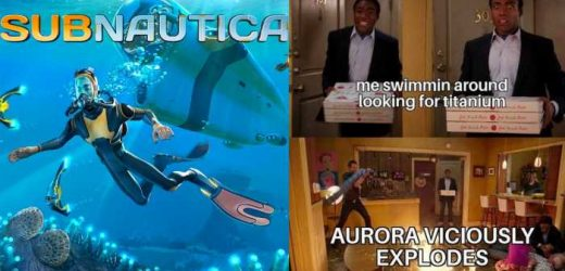Subnautica: 10 Memes That WIll Leave You Crying Of Laughter