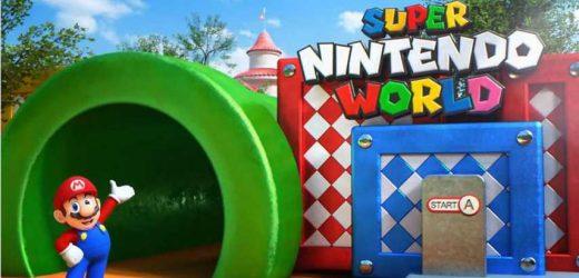 Super Nintendo World Florida Won't Open Until 2025