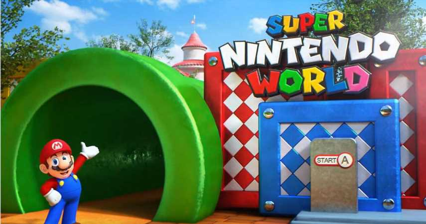 Super Nintendo World Florida Won't Open Until 2025