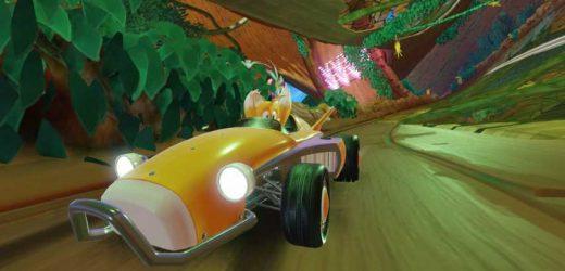 Team Sonic Racing Drives Its Way To Amazon Luna