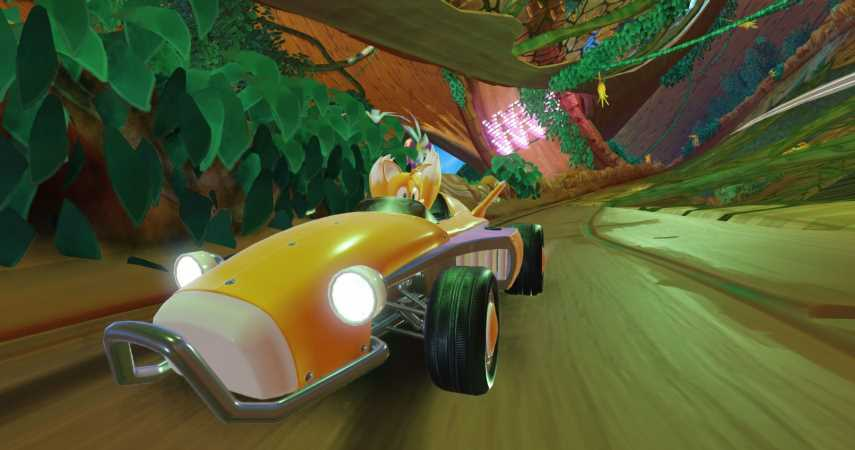 Team Sonic Racing Drives Its Way To Amazon Luna