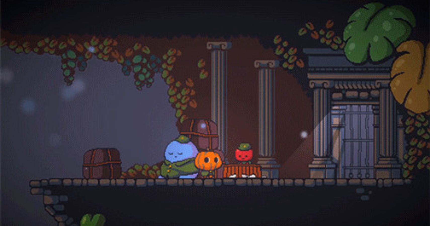 The Tale Of The Cartographer Has The Cutest Pumpkin-Headed Protagonist