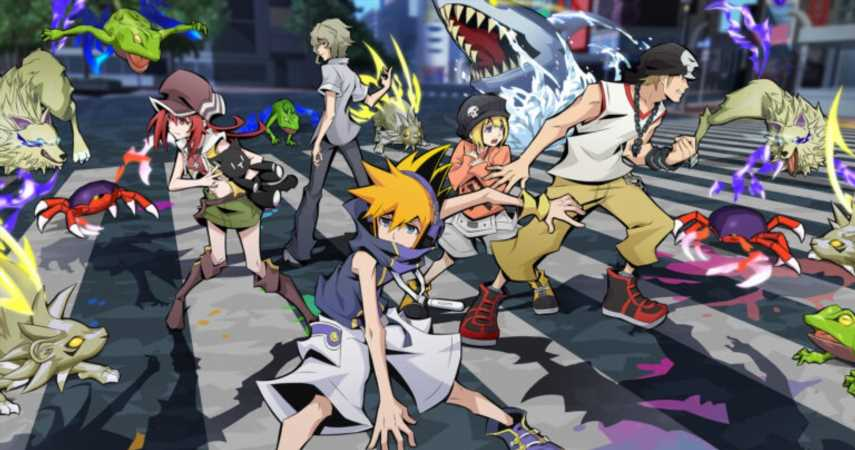 The World Ends With You Anime Will Simulcast On April 9