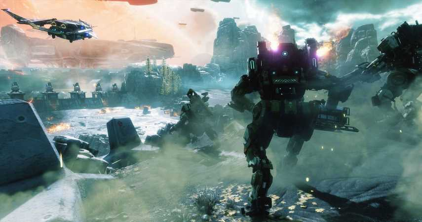 Datamine Suggests Titans Are Be Coming To Apex Legends