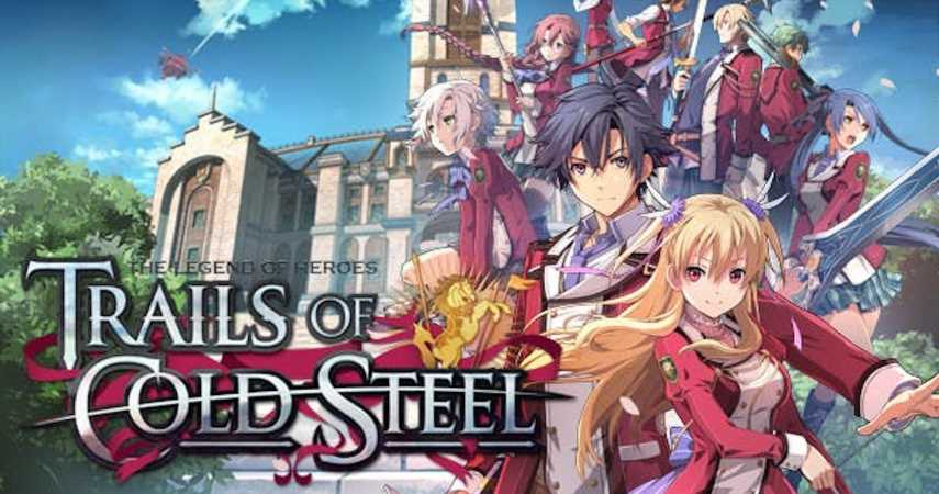 Falcom Announces The Legend of Heroes: Trails of Cold Steel Anime Project