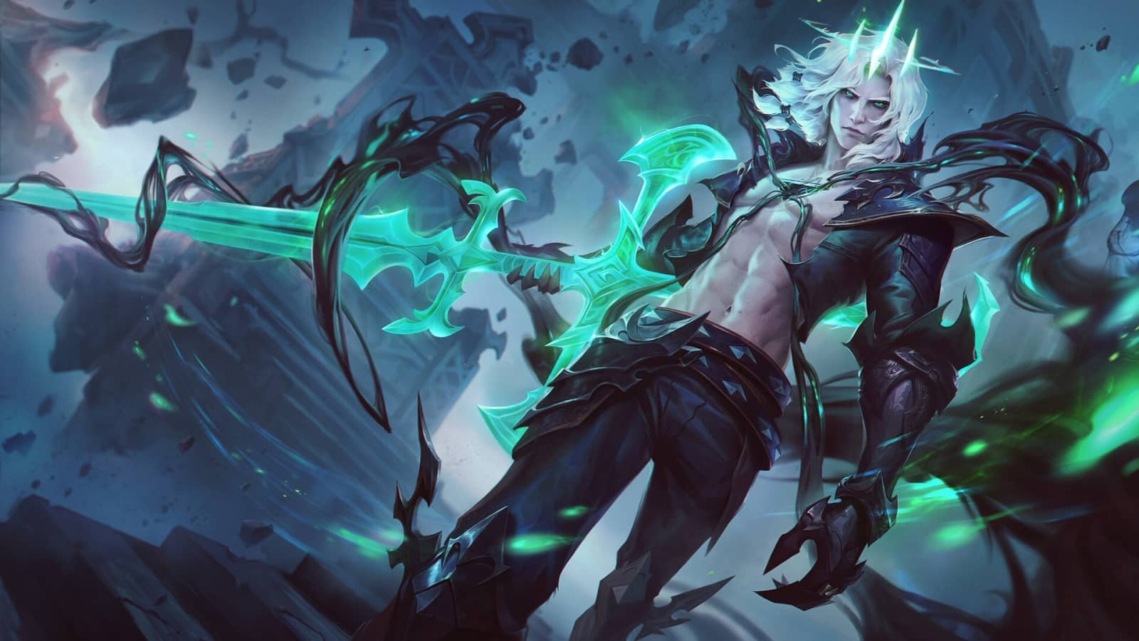 LoL: Season 11 Runes And Item Builds For Viego