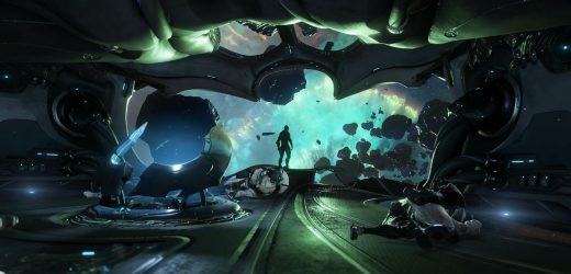 Warframe's next updates are focused on improving the game's big spaceship