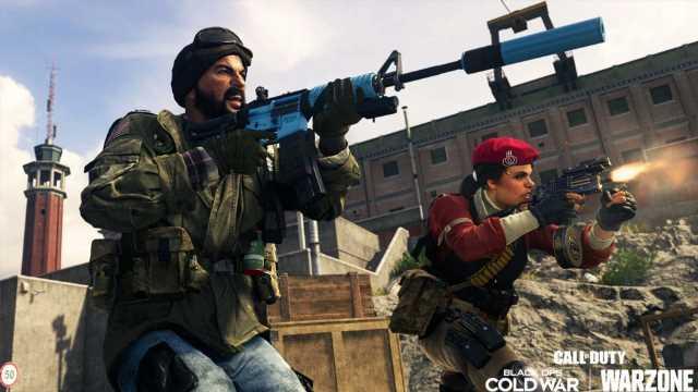 The best FFAR 1 loadout in Call of Duty: Warzone Season 2